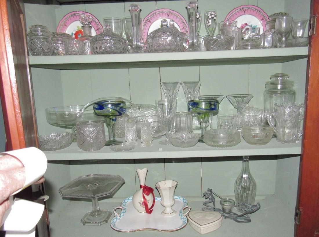 Lenox Glassware Oriental Dishes