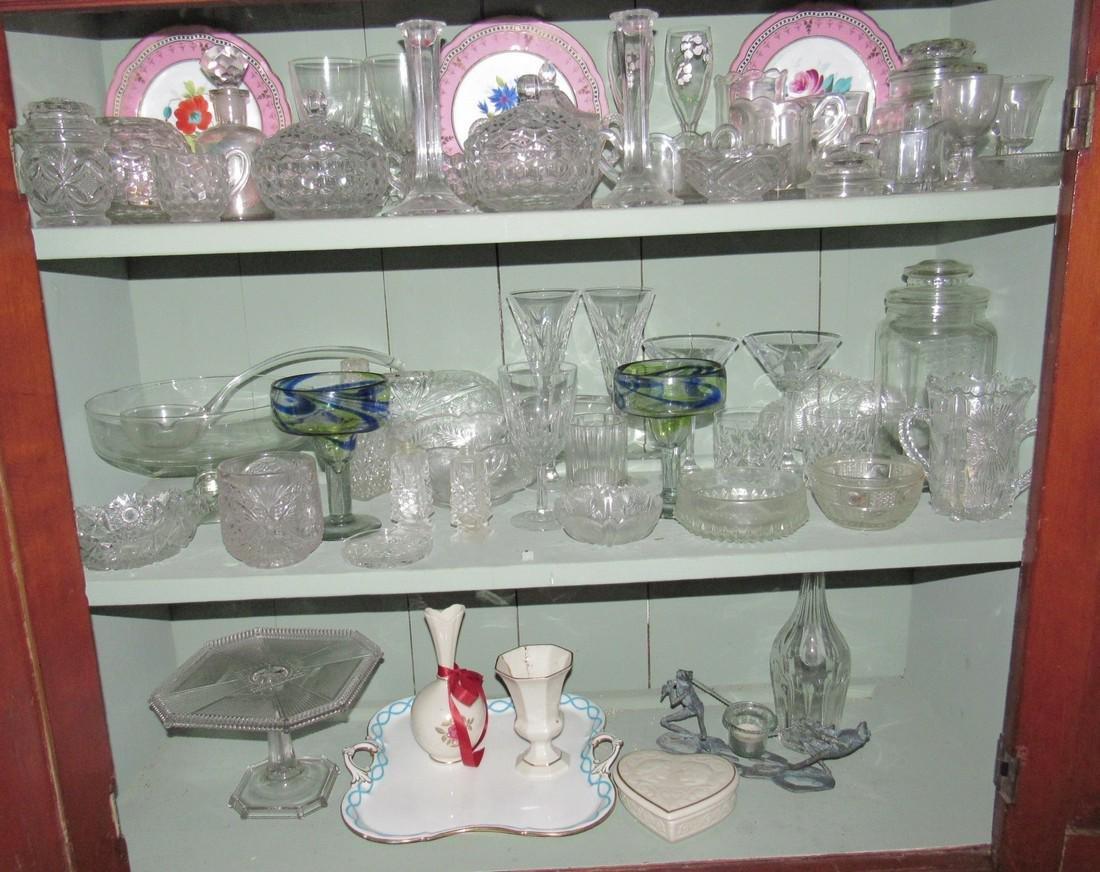 Lenox Glassware Oriental Dishes - 2