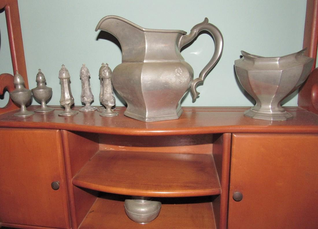 Reed & Barton including Misc Silver Plate - 3