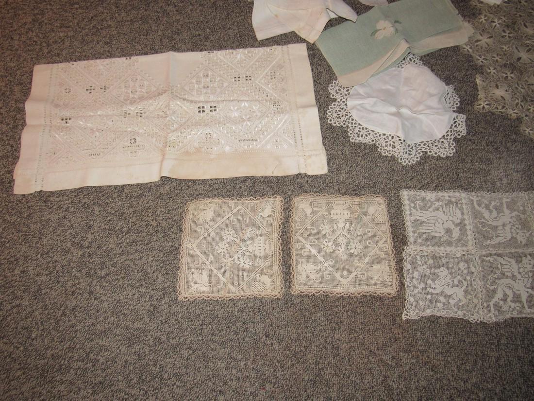 Linens Doilies Table Clothes - 5