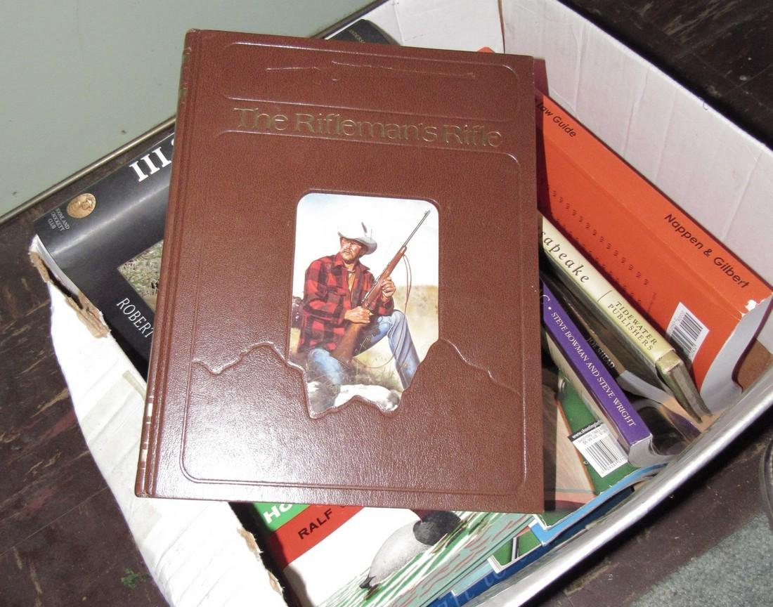 Hunting & Gun Books including Model 70 Winchester - 3
