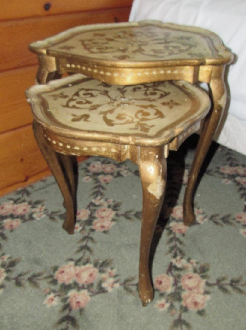 Florentia Italy Nesting Tables