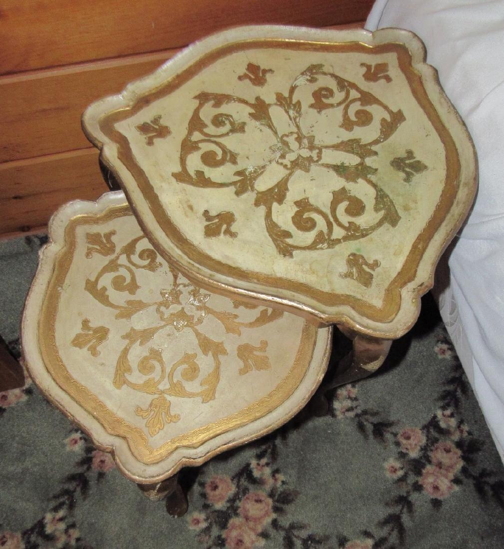 Florentia Italy Nesting Tables - 2