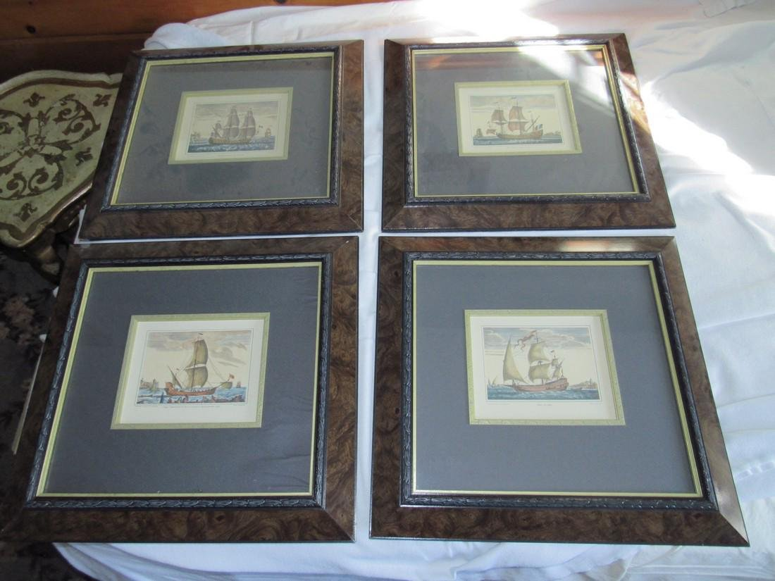 4 Ship Prints