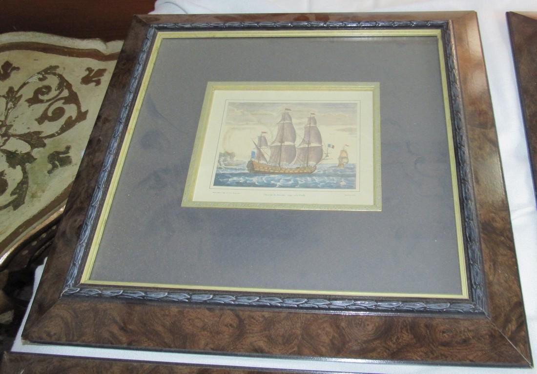 4 Ship Prints - 4