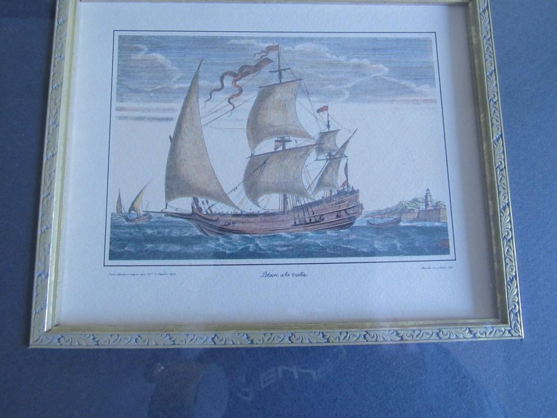 4 Ship Prints - 6