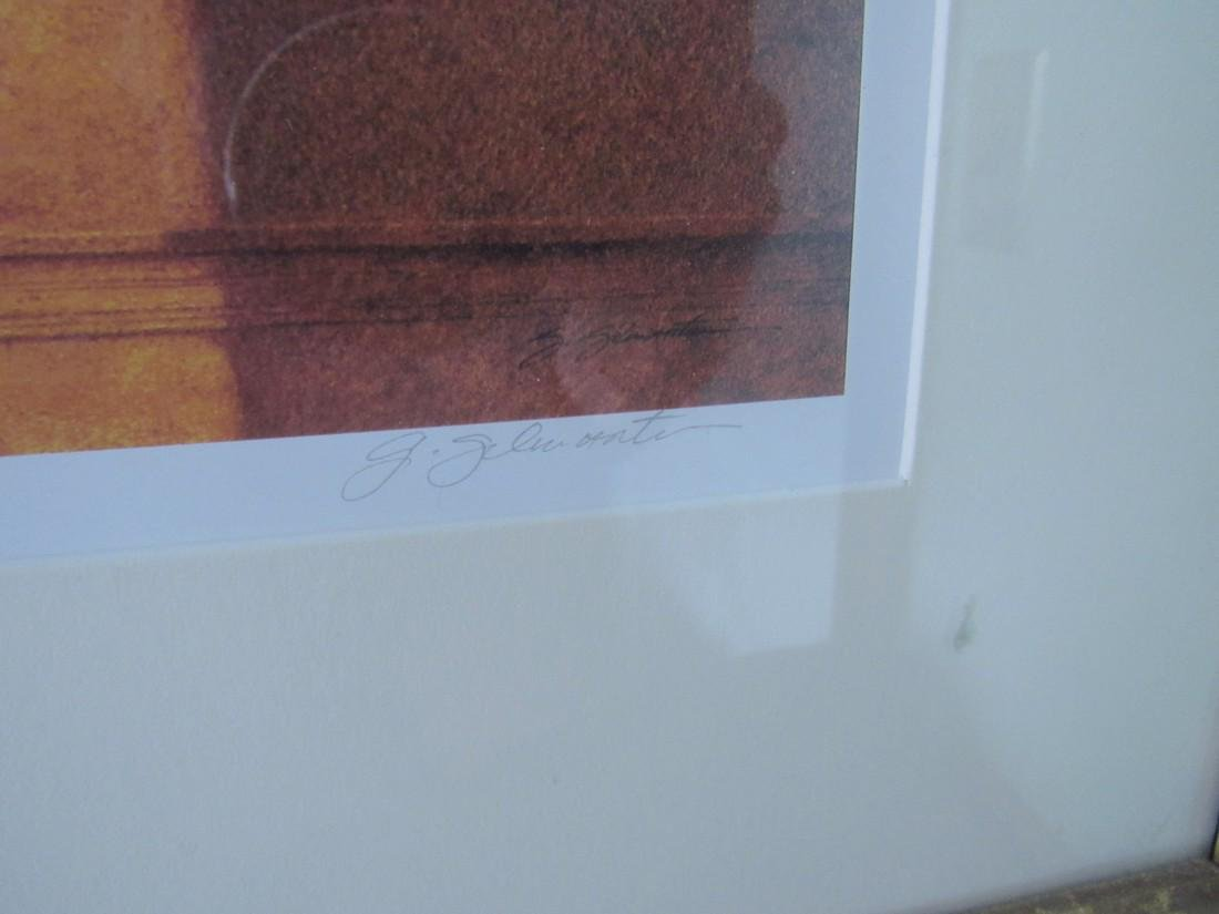 Signed & Numbered 8/150 Duck Decoy Print - 2