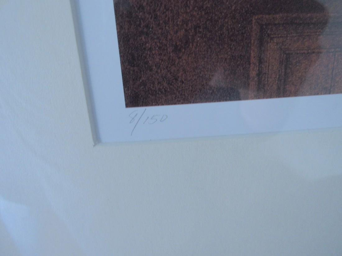 Signed & Numbered 8/150 Duck Decoy Print - 3