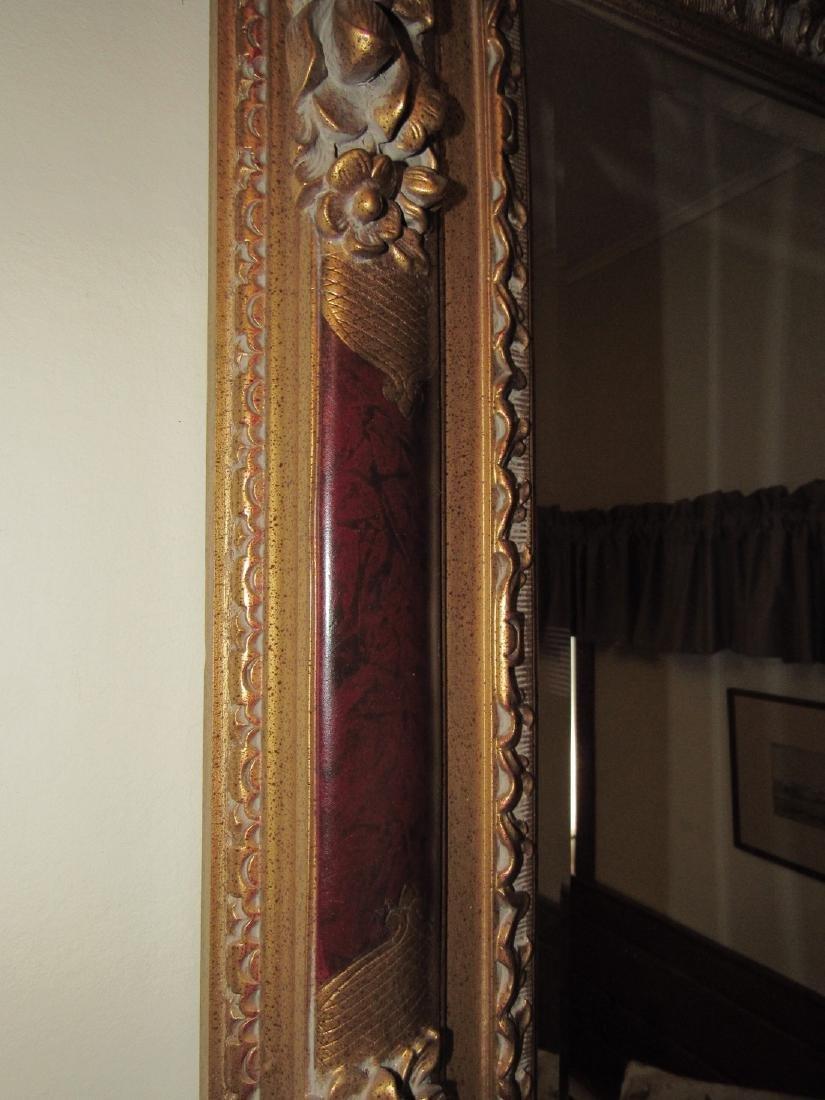 Gold Guilt Type Mirror - 3