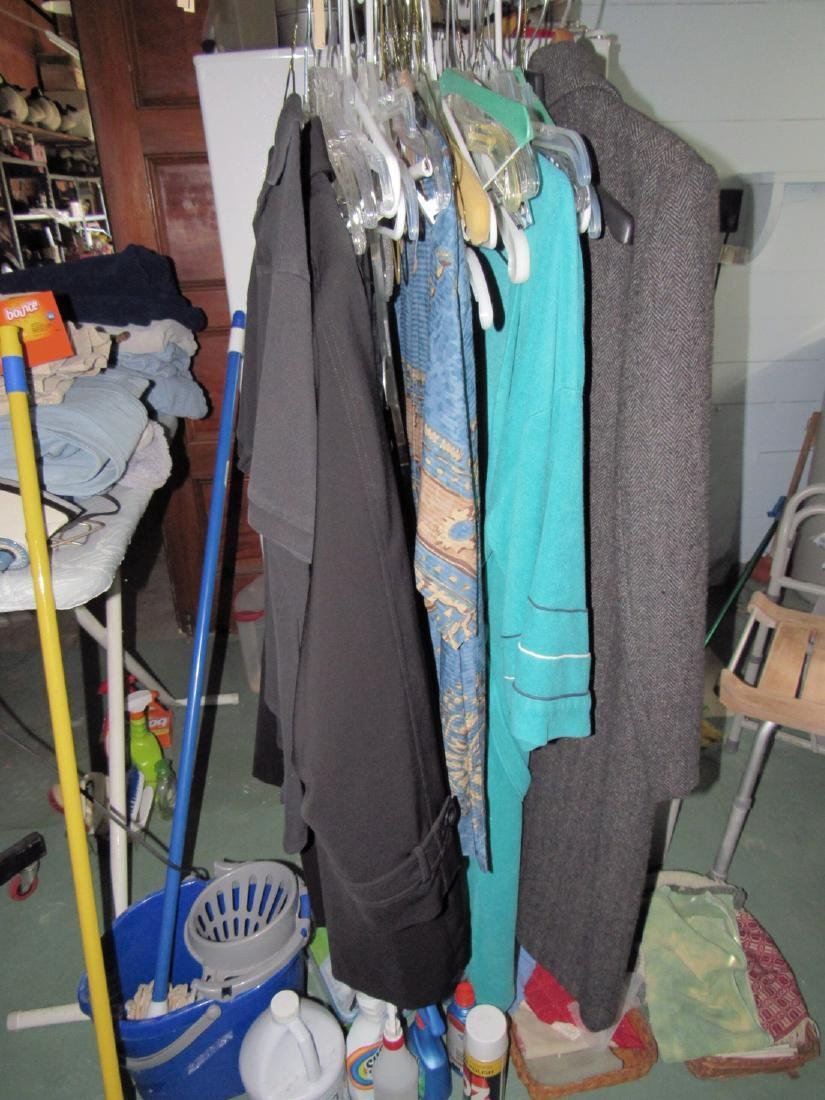 London Fog Jacket Laundry Room Contents - 8