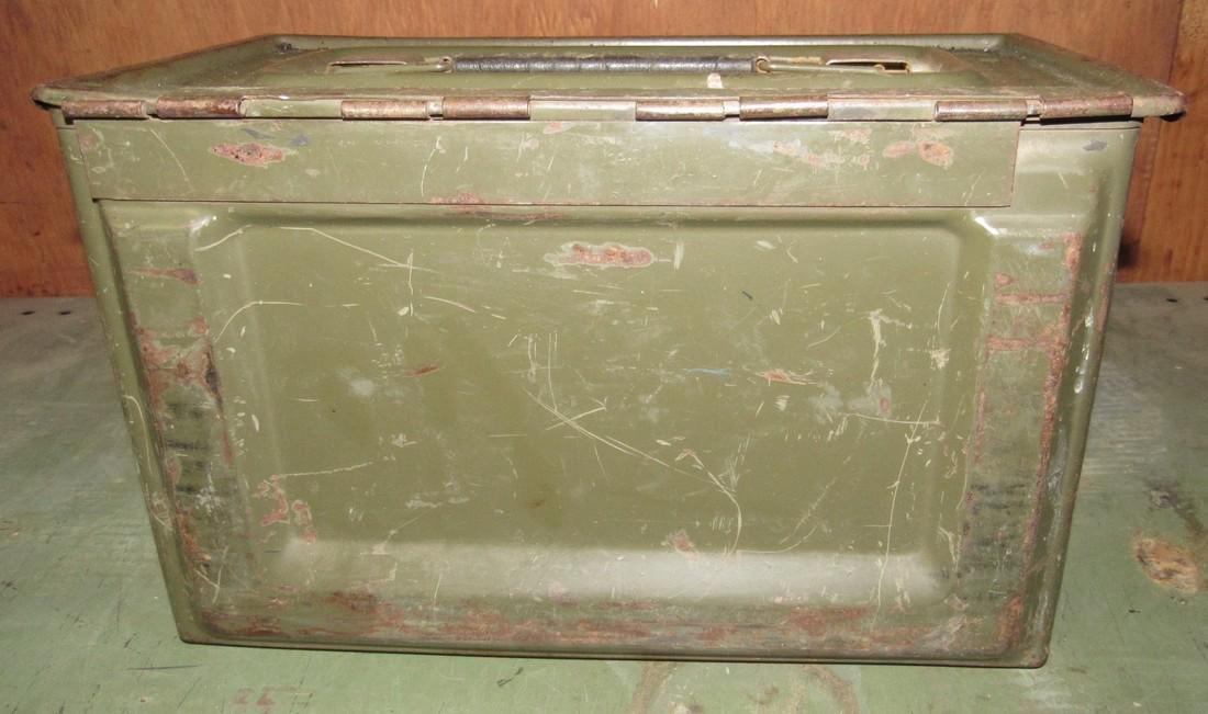 50 Cal. M2 Military Ammo Box - 3