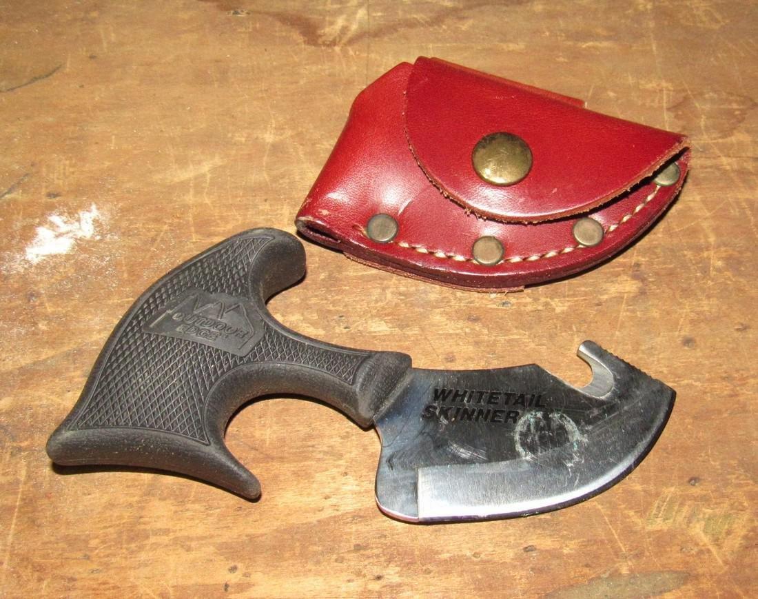 Whitetail Skinner Hunting Knife