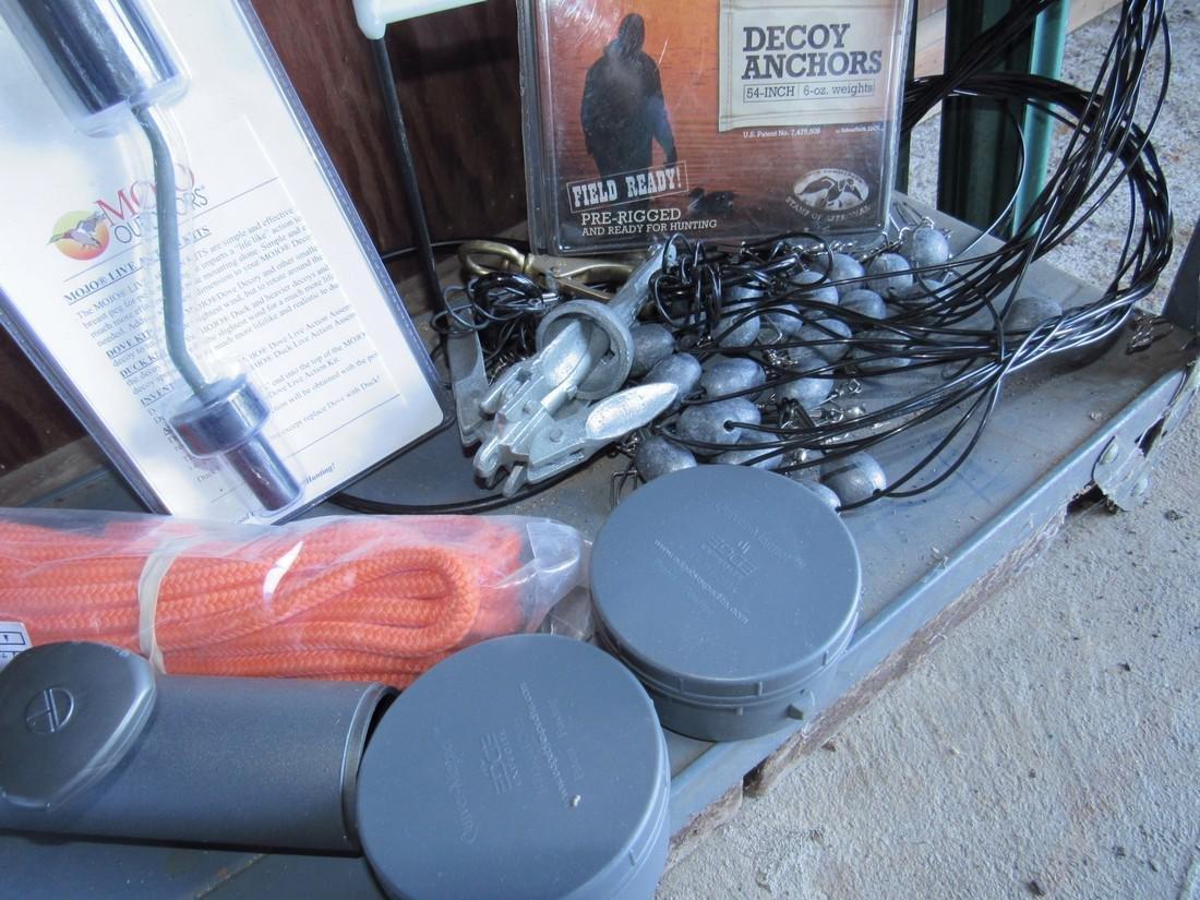 Mojo Dove Action Quiver Magnet Jerk Rigs Decoy Anchors - 4