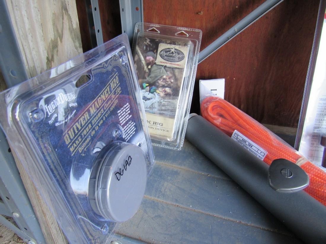 Mojo Dove Action Quiver Magnet Jerk Rigs Decoy Anchors - 5