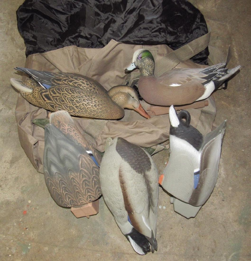 Greenhead Mallards Wigeon Duck Hunting Decoys