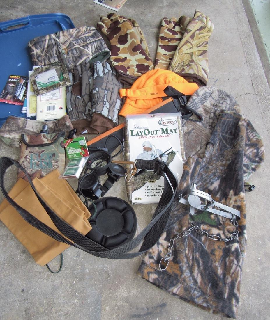 Hunting Gloves Masks Headbands Trap & Misc