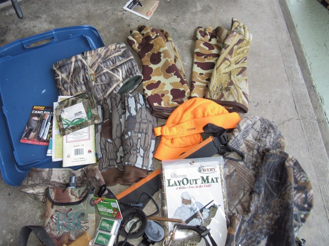 Hunting Gloves Masks Headbands Trap & Misc - 2