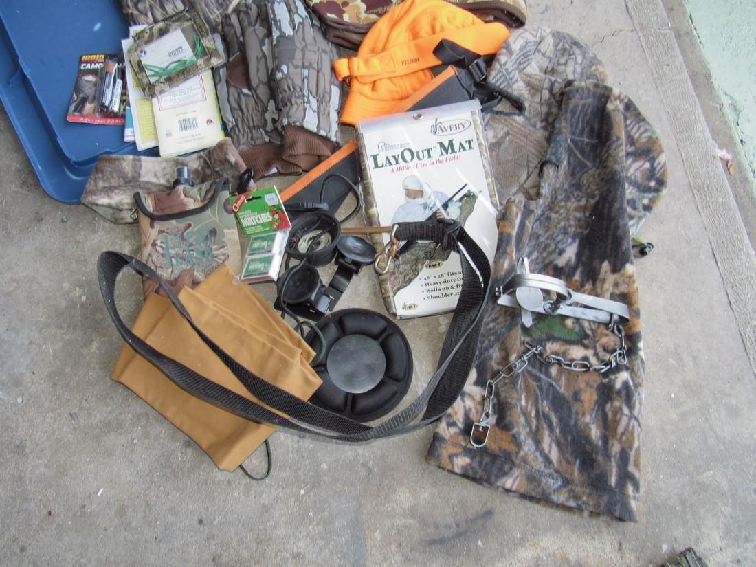 Hunting Gloves Masks Headbands Trap & Misc - 3