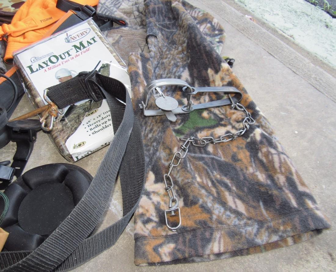 Hunting Gloves Masks Headbands Trap & Misc - 4