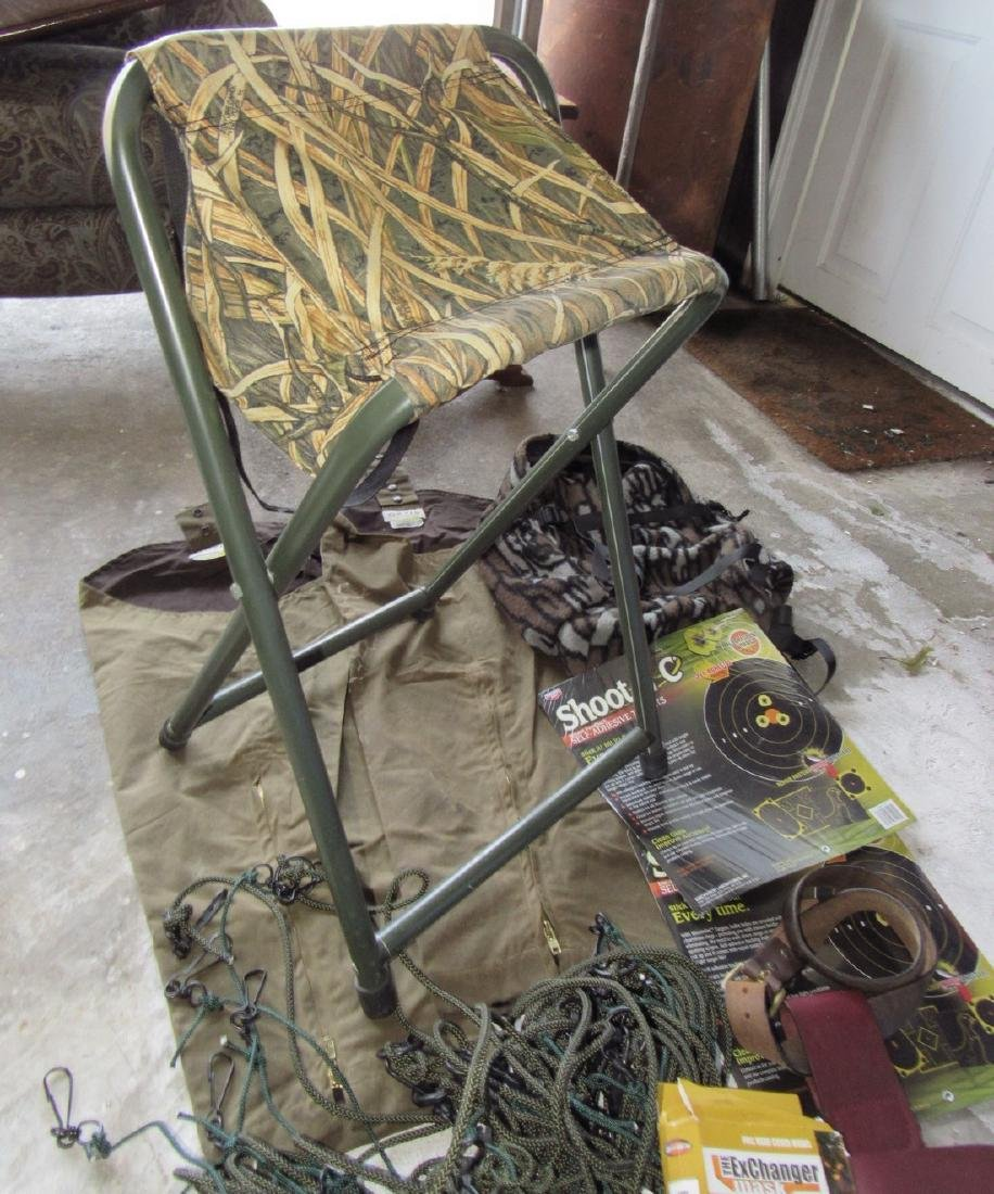 Orvis Leg Guards Hunting Seat Bags Targets - 6