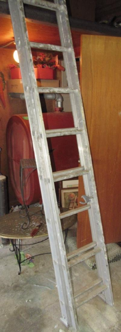 16' Aluminum Extension Ladder