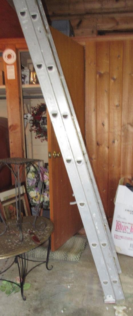 16' Aluminum Extension Ladder - 2