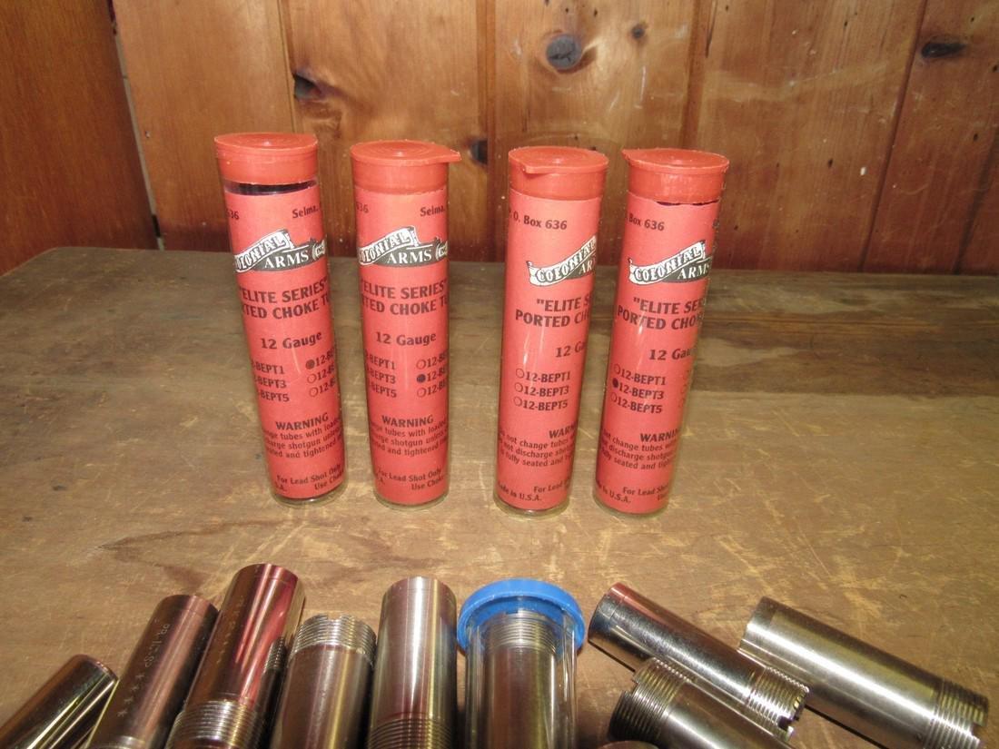 12 Gauge Shotgun Colonial Choke Tubes - 3