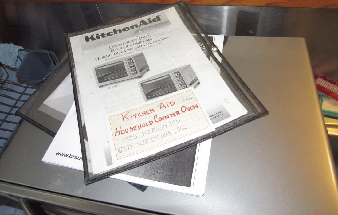 KitchenAid Counter Top Oven - 3