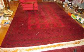 Room Size Oriental Style Rug