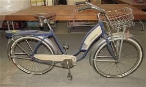 Road Master Bicycle w Troxel Seat  Bike License Plate