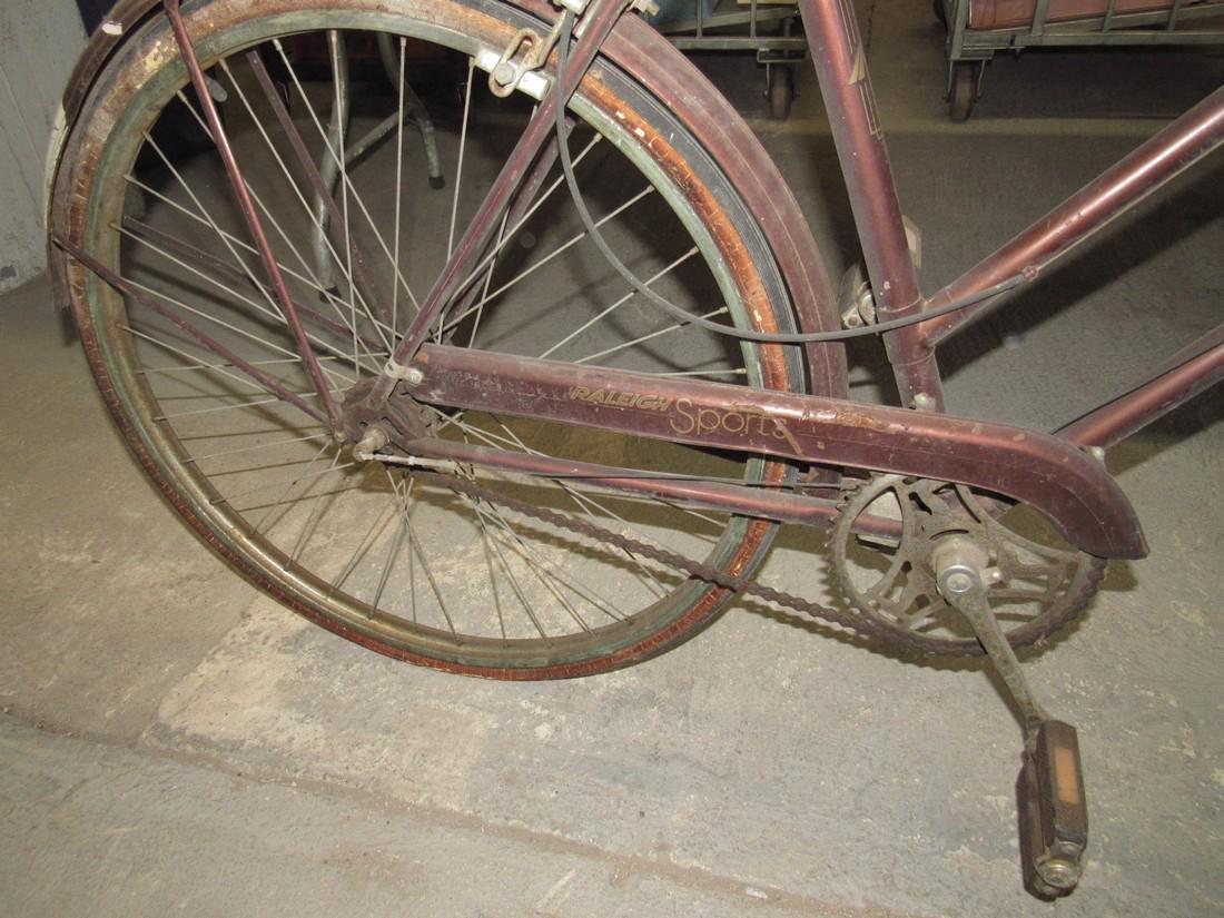 Raleigh Sports Girls Bicycle w/ Schwinn Seat - 2