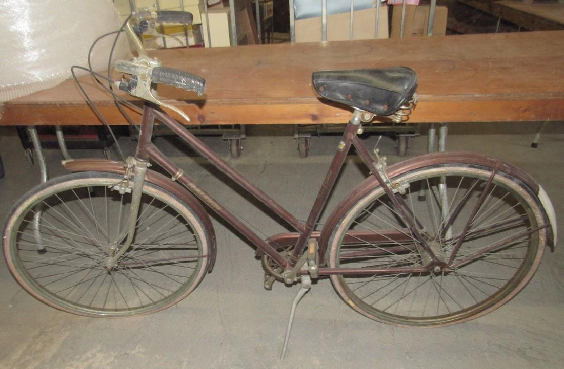 Raleigh Sports Girls Bicycle w/ Schwinn Seat - 4