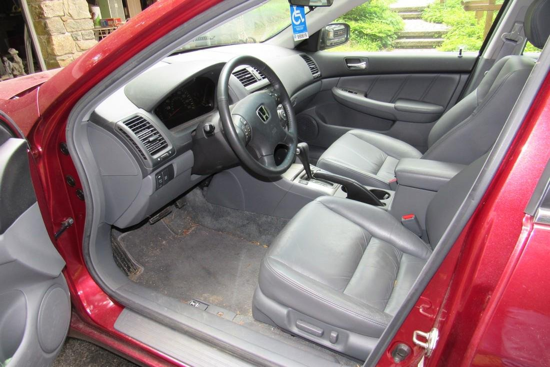 2004 Honda Accord 4 Door with only 8,660 Miles - 7