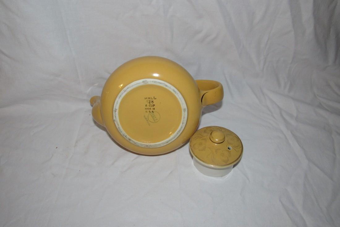 Hall 8 Cup Teapot - 2