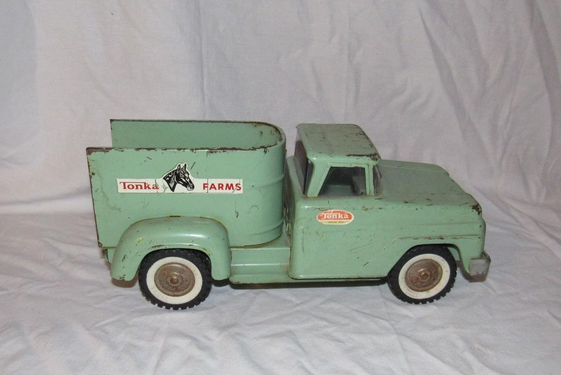 Tonka Farms Truck
