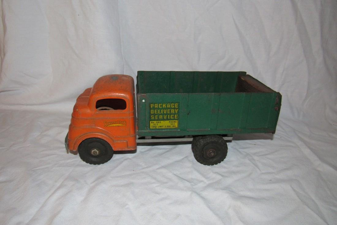 Structo Delivery Service Truck - 3