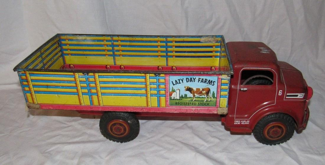 Lumar Lazy Days Farm Toy Truck