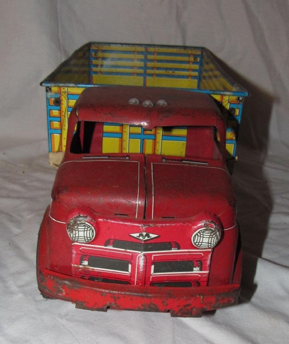 Lumar Lazy Days Farm Toy Truck - 2