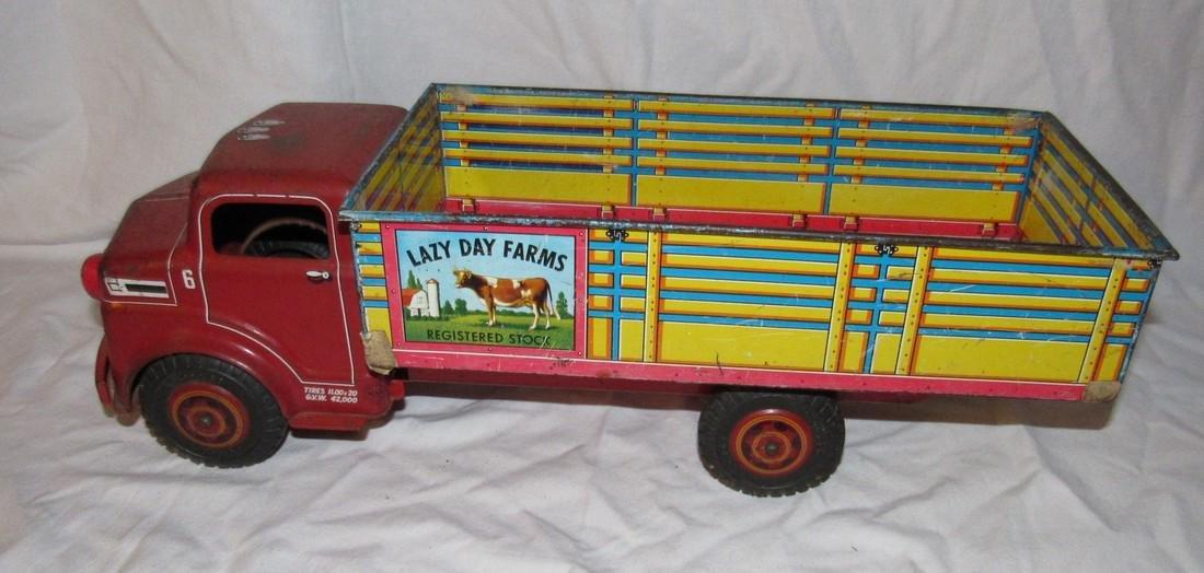 Lumar Lazy Days Farm Toy Truck - 4