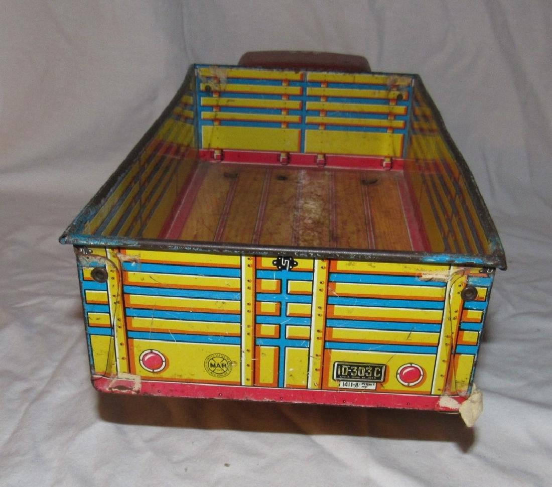 Lumar Lazy Days Farm Toy Truck - 5