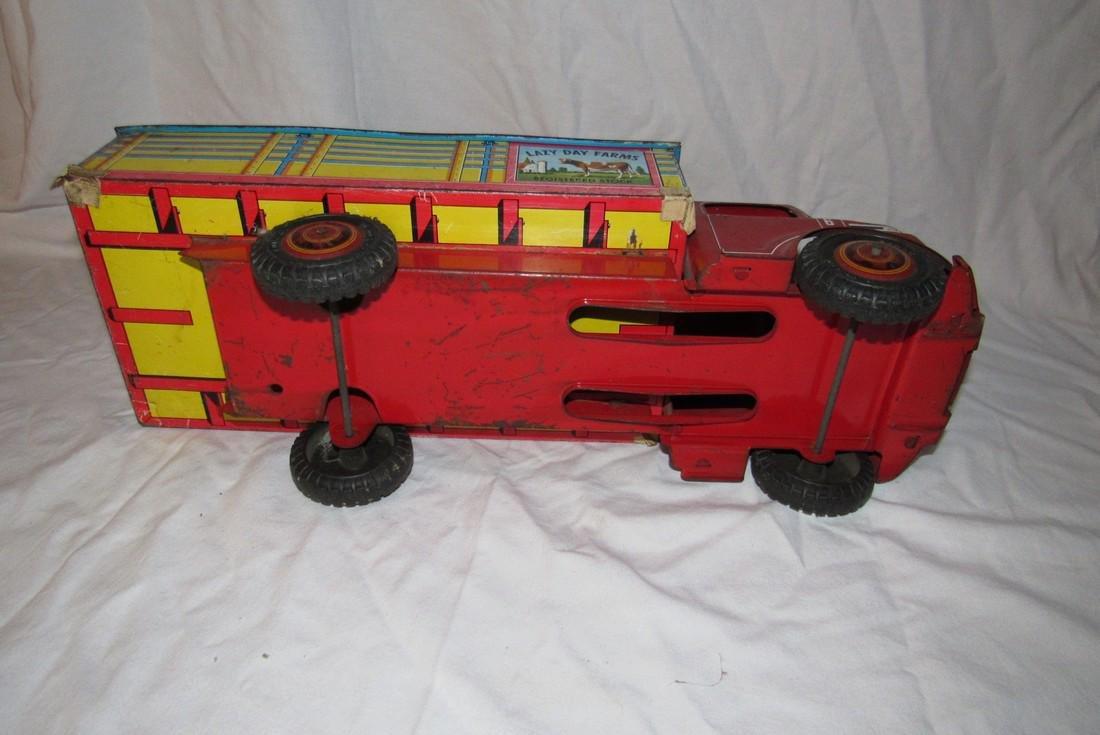 Lumar Lazy Days Farm Toy Truck - 6
