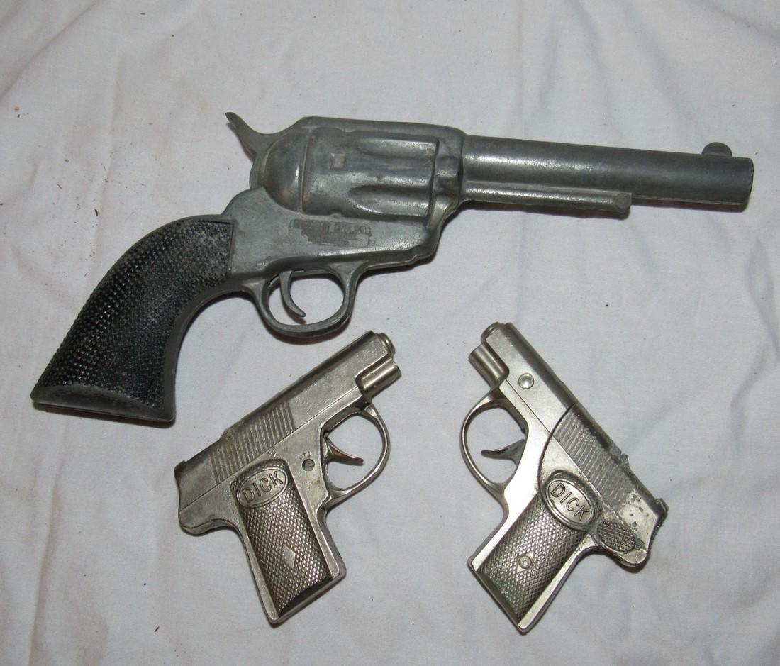 45 Smoker & 2 Dick Cap Guns