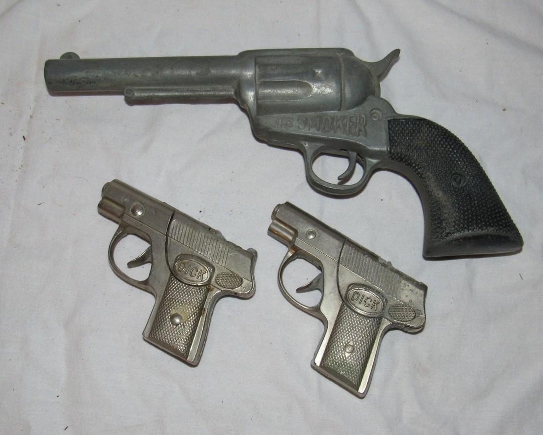 45 Smoker & 2 Dick Cap Guns - 2