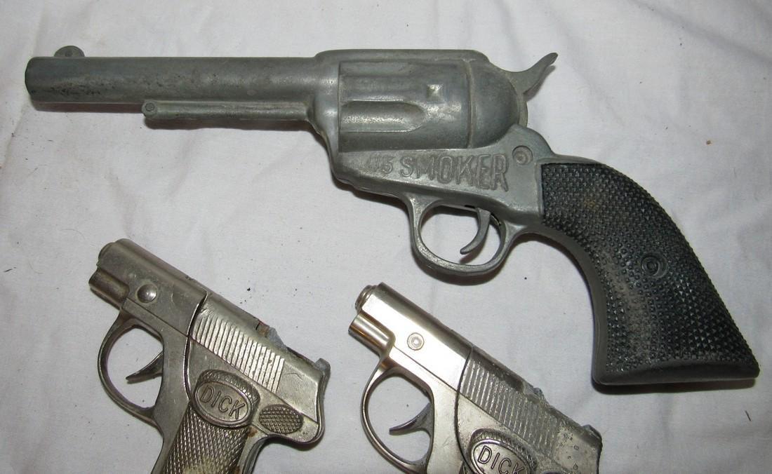 45 Smoker & 2 Dick Cap Guns - 3