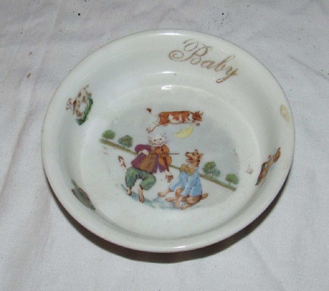 Cow Jumping Over the Moon Baby Plate Germany