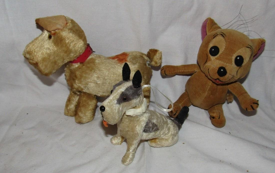 Wind Up Alps Toy Dog Merry Thought Mouse