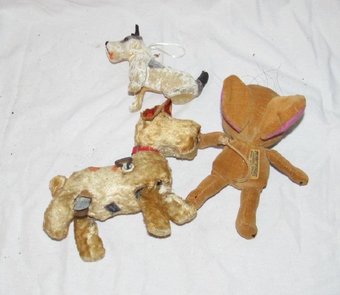 Wind Up Alps Toy Dog Merry Thought Mouse - 2