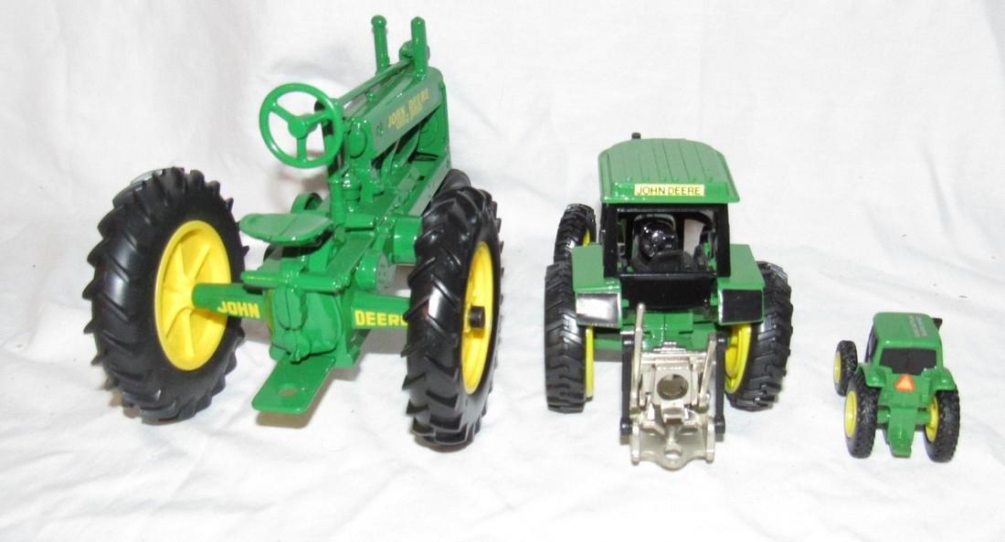 Ertl John Deere Farm Tractor Toy 3140 - 2