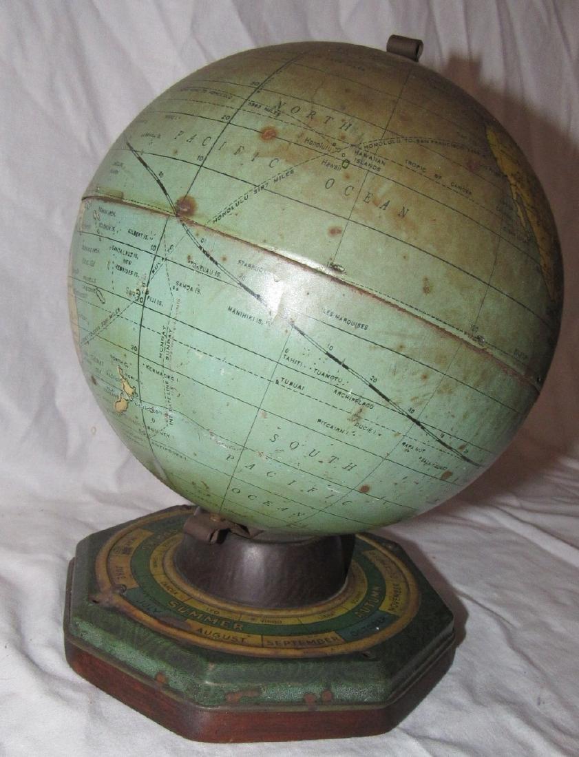 Chein Toy Globe - 3