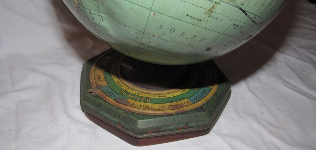 Chein Toy Globe - 4